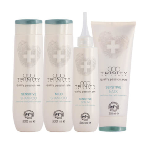 Skin @ home - onze producten - trinity haircare
