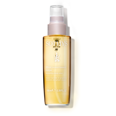 Skin @ home - lichaamsverzorging - Sothys Elixir Kaneel en Gember