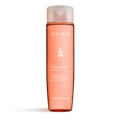 Skin @ home - reinigers / cleansers - Sothys Lotion vitalité