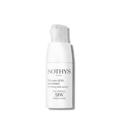 Skin @ home - serum - Sothys Apaisant SOS sérum