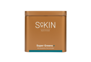 Skin @ home - voedingssupplementen - ScKIN Nutrition super greens+