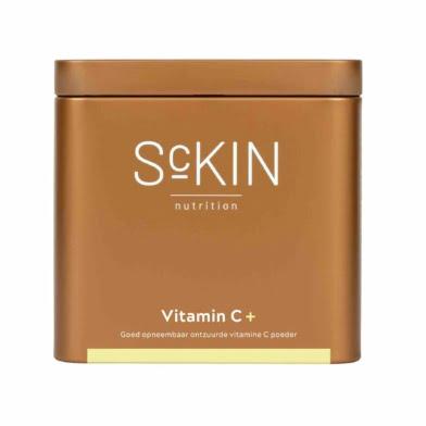 Skin @ home - voedingssupplementen - ScKin Nutriton vitamine C