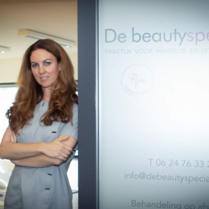 Skin @ home - ons team - Margriet de Vos
