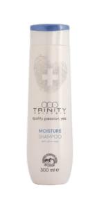 Skin @ home - haircare therapie - Trinity haircare moisture shampoo