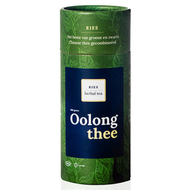 Skin @ home - thee - RIES Oolong Thee