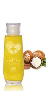 Skin @ home - haircare therapie - Trinity haircare argan olie elixir