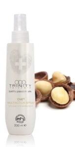 Skin @ home - haircare therapie - Trinity haircare argan one12