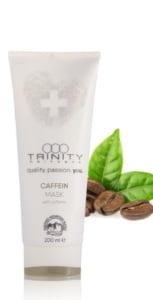Skin @ home - haircare therapie - Trinity haircare caffein mask
