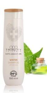 Skin @ home - haircare therapie - Trinity haircare winter shampoo